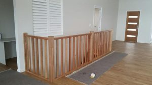 Phil Mahogany Fluted Balustrade Osborne Costructions Yeppoon